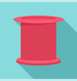 female condom icon flat style vector image vector image