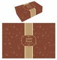 Food Box Packaging vector image vector image