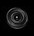 moon calendar 2019 southern hemisphere vector image vector image