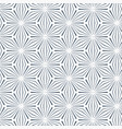 pattern made with abstract lines vector image vector image