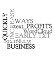 ways to increase business profits quickly and vector image vector image
