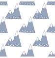 traditional scandinavian seamless vector image vector image