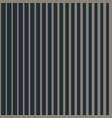 vertical stripes pattern straight lines blue and vector image vector image