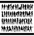 Dance and sing people vector | Price: 1 Credit (USD $1)
