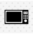kitchen appliance design vector image
