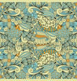 light colors ethnic decorative pattern vector image vector image