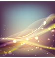 abstract dreamy background vector image