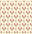 easter bunnies seamless pattern18 vector image vector image
