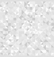 geometric seamless pattern with light vector image vector image