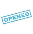 Opened Rubber Stamp vector image vector image