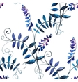 wild vetch vector image