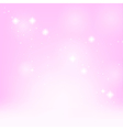 Abstract pink background with reflections vector image