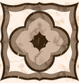 luxury beige marble mosaic classic seamless vector image