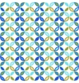 Seamless bright geometric circle pattern vector image