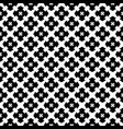 seamless pattern diagonal grid gothic texture vector image vector image