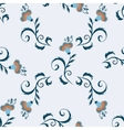 Seamless indian simple pattern with vector image