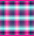 blue and pink tablecloth gingham seamless pattern vector image