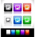 website design vector image vector image