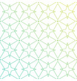 geometric abstract background pattern vector image vector image