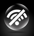 wifi signal vector image vector image