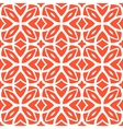 art deco pattern with lacing shapes vector image vector image