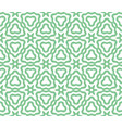 cymatify geometric repeating tile pattern vector image