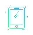smart icon design vector image