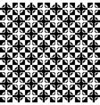 cross tiles pattern vector image
