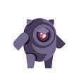 chat bot robot icon artificial intelligence vector image vector image