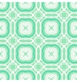 mint green geometric art deco pattern vector image vector image