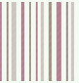 striped pattern seamless fabric texture vector image vector image