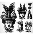 Women and hats