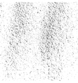Grainy Overlay Texture vector image vector image
