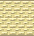 gold tiles texture seamless pattern vector image