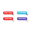 buy now button shop now vector image vector image