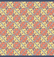 geometric seamless pattern abstract ethnic vector image