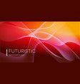 simple fluid color gradient abstract background