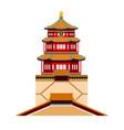 summer palace beijing china vector image