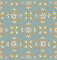geometric floor tile style seamless pattern design vector image