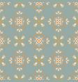 geometric floor tile style seamless pattern design vector image vector image