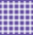 purple seamless pattern gingham background vector image vector image