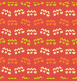 Tribal african aztec ornament seamless pattern