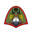 military emblem paintball logo army sign skull