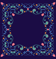 Ornamental stylish border