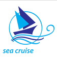 Sea cruise vector | Price: 1 Credit (USD $1)