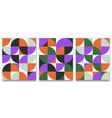 geometric minimalistic pattern vector image