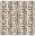 Greek floral seamless pattern ornamental