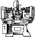 machine tool vector image vector image