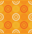 path of endeavour symmetry seamless pattern vector image