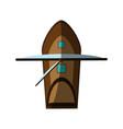 sailboat icon image vector image vector image